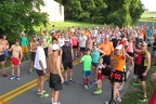 WRRC Pleasant Valley 4 Mile Run - 7/21/2016